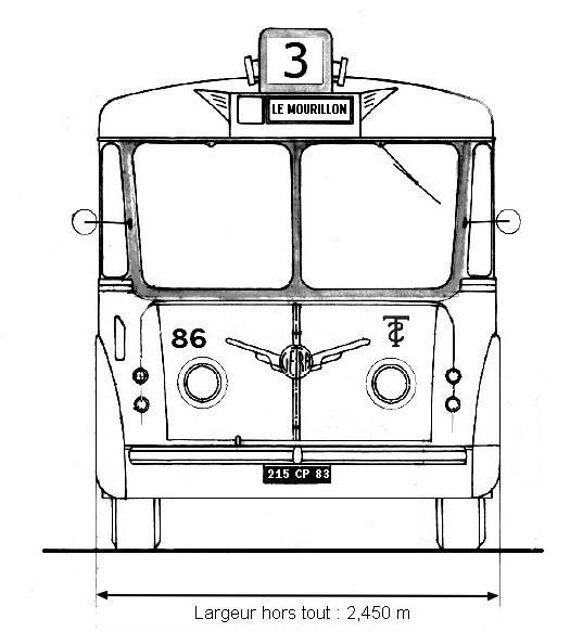 Les trolleybus vetra cs 60 de toulon page 2 for Porte vue 60 pages