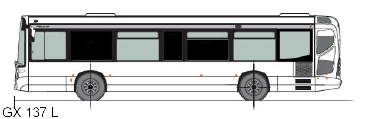 Les autobus heuliez gx 137 du reseau mistral de toulon - Dessiner un bus ...