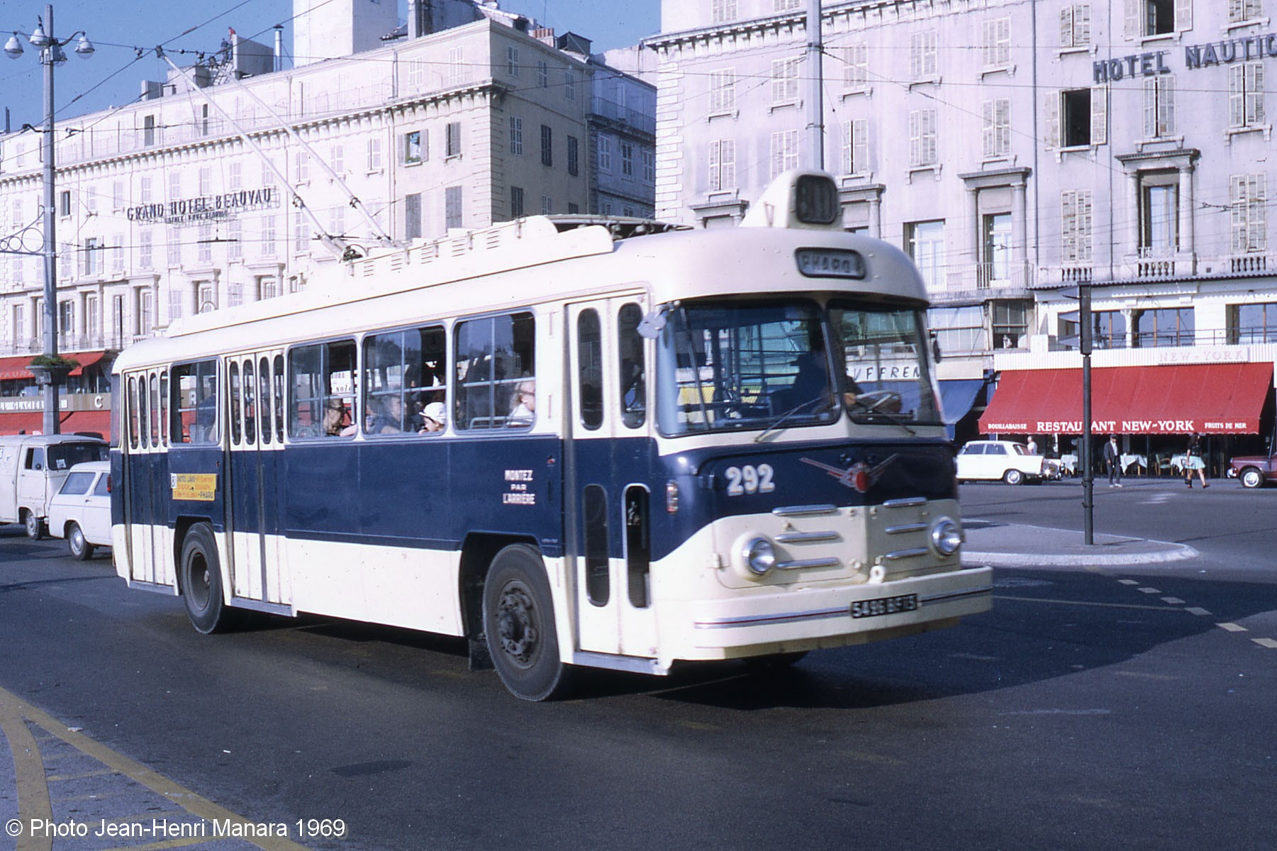 les trolleybus de marseille page 3 photos. Black Bedroom Furniture Sets. Home Design Ideas