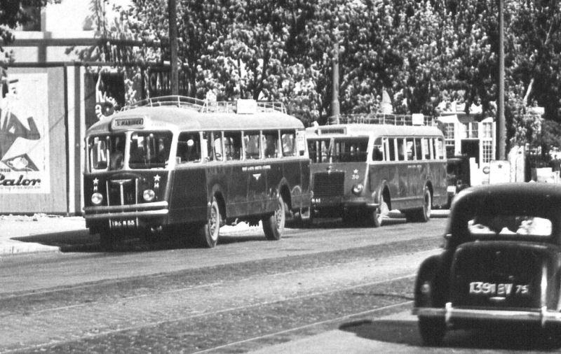 les autobus etoile toulon