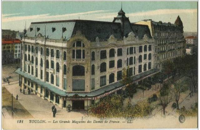 Foyer Du Marin Hotel Toulon : Aux dames de france toulon