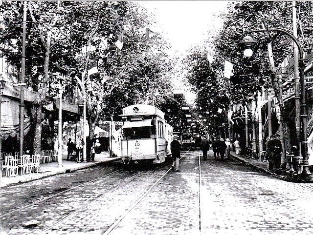 historique des tramways de toulon. Black Bedroom Furniture Sets. Home Design Ideas