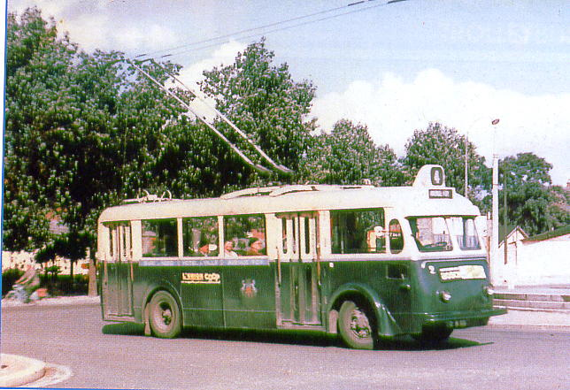 Les trolleybus d 39 amiens - Zone commerciale amiens nord ...